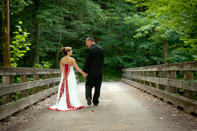 Gatlinburg wedding in the Smoky Mountains