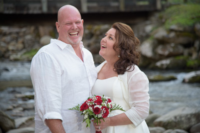 Gatlinburg wedding package prices
