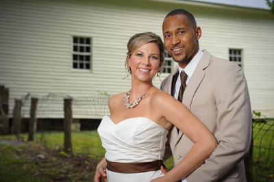 Cades Cove Wedding Package in the Smoky Mountains