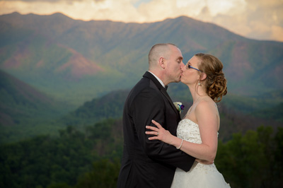 Romantic Gatlinburg Weddings